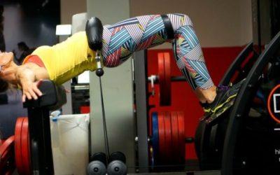 Ny Balle trænings maskine