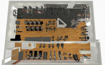 Nyt træningsudstyr i Fin Form Tommerup
